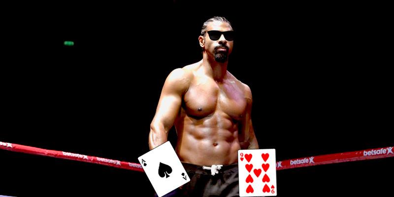 Дэвид Хэй становится игроком в покер