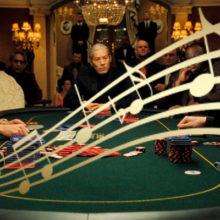 Зачем слушать музыку во время игры в покер?