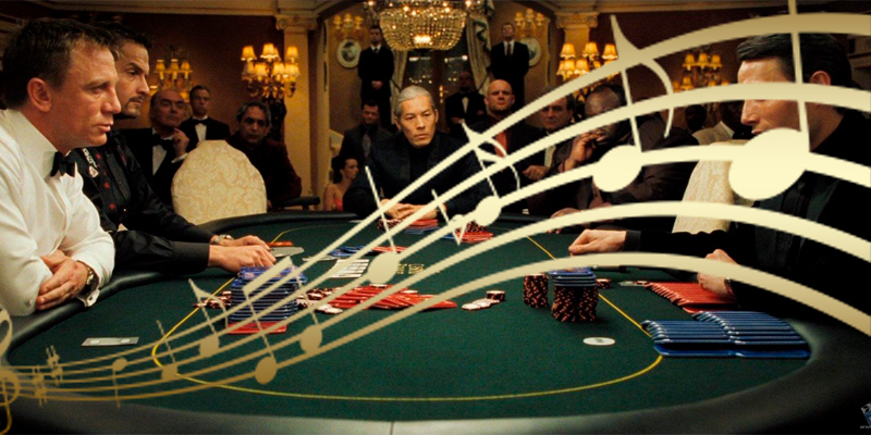 какая музыка помогает выигрывать в покер