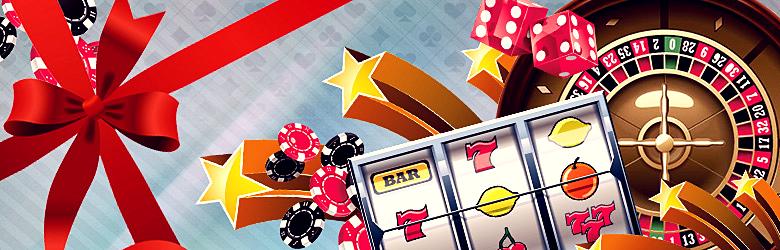 бонусы онлайн-казино
